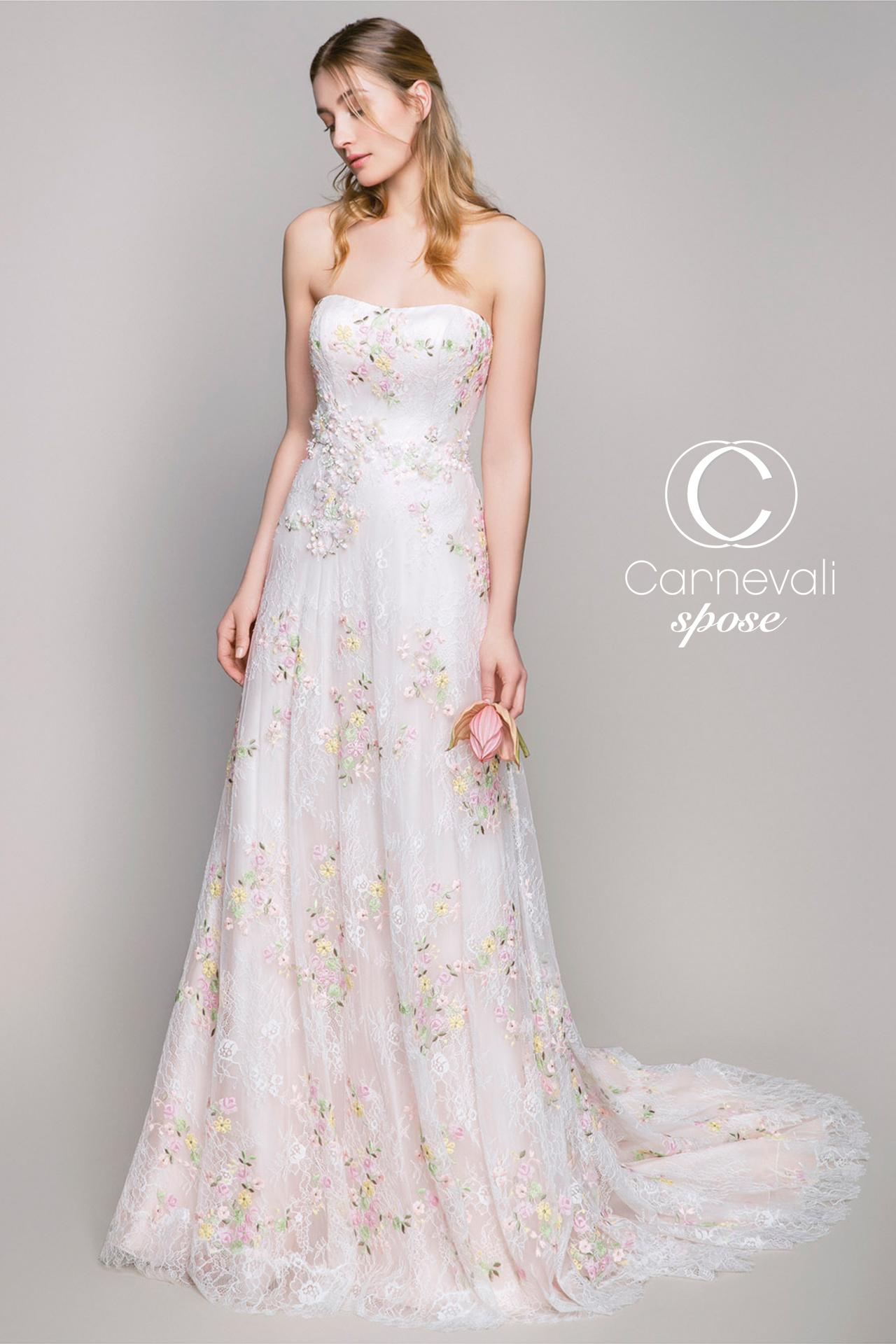 1b885a7f1600 BLUMARINE 6746 - Carnevali Spose