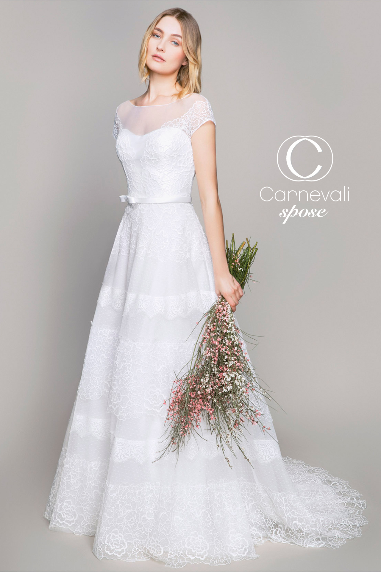 58c0317fe597 BLUMARINE 6750 - Carnevali Spose