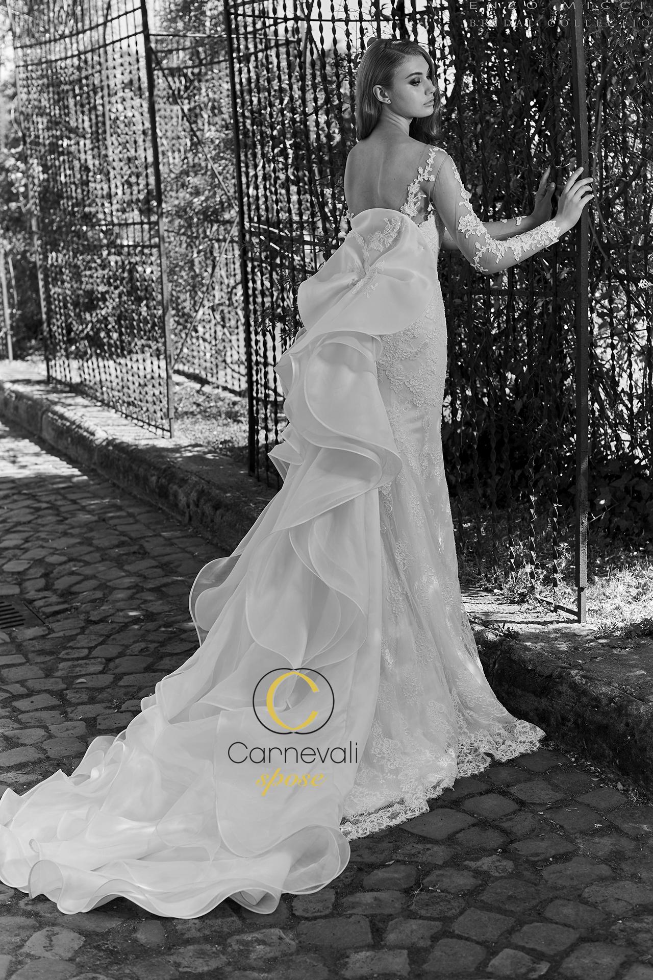 ENZO MICCIO SOPHIA - Carnevali Spose 5573a0ecb32