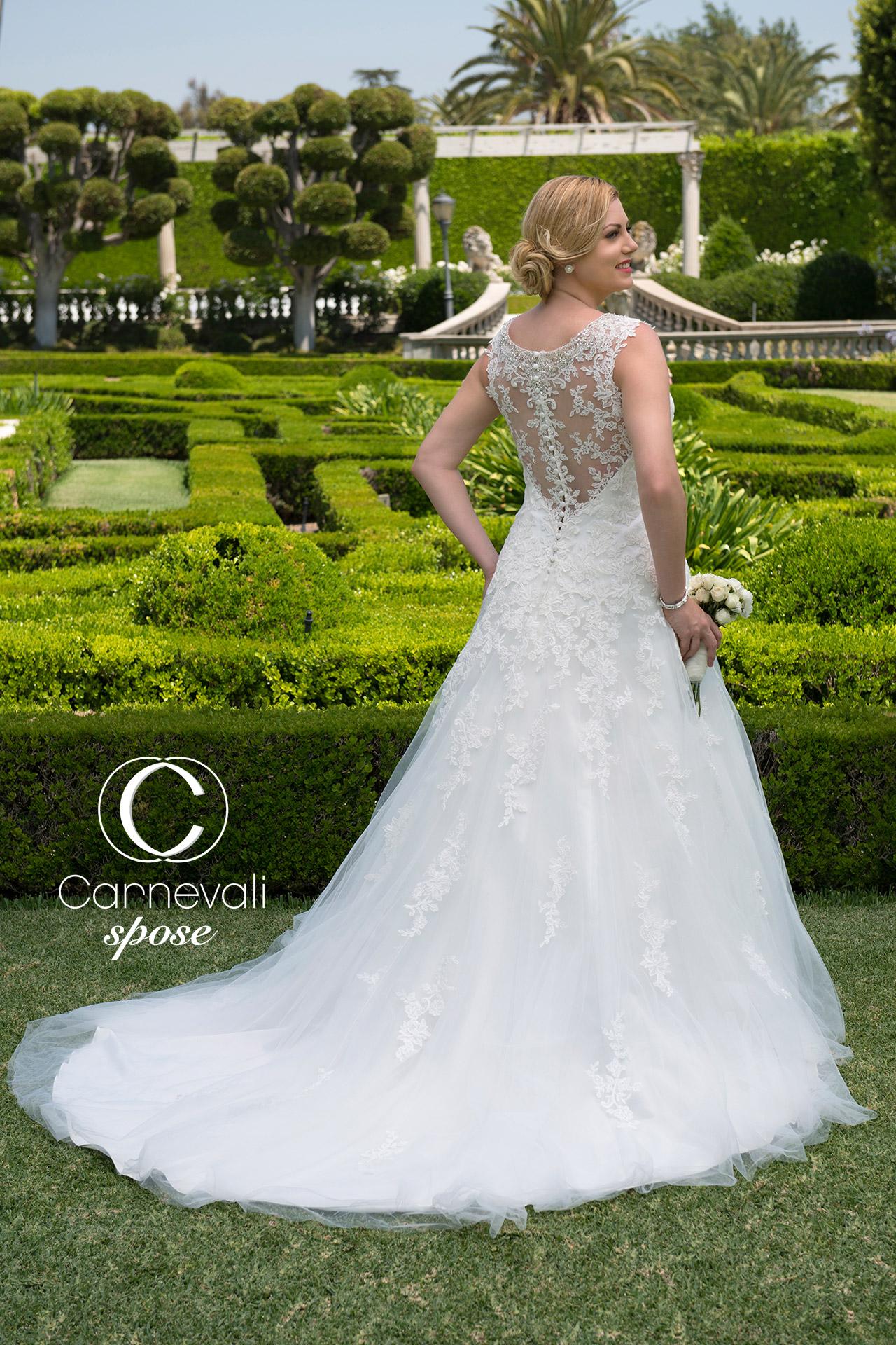 VENUS BRIDAL VW8737 - Carnevali Spose 153102d8502