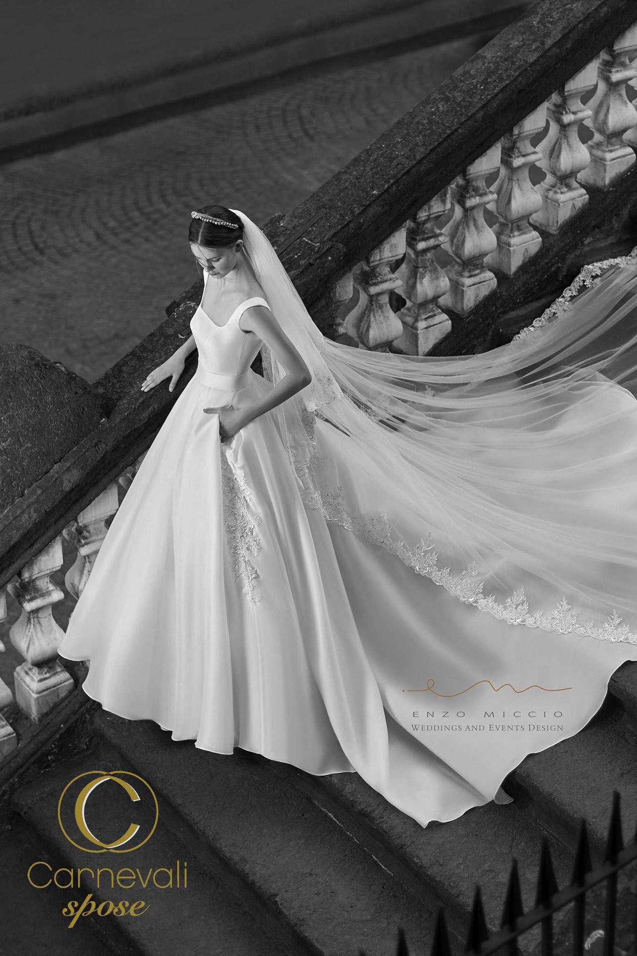 alta qualità colore attraente chiaro e distintivo ENZO MICCIO VOMERO - Carnevali Spose