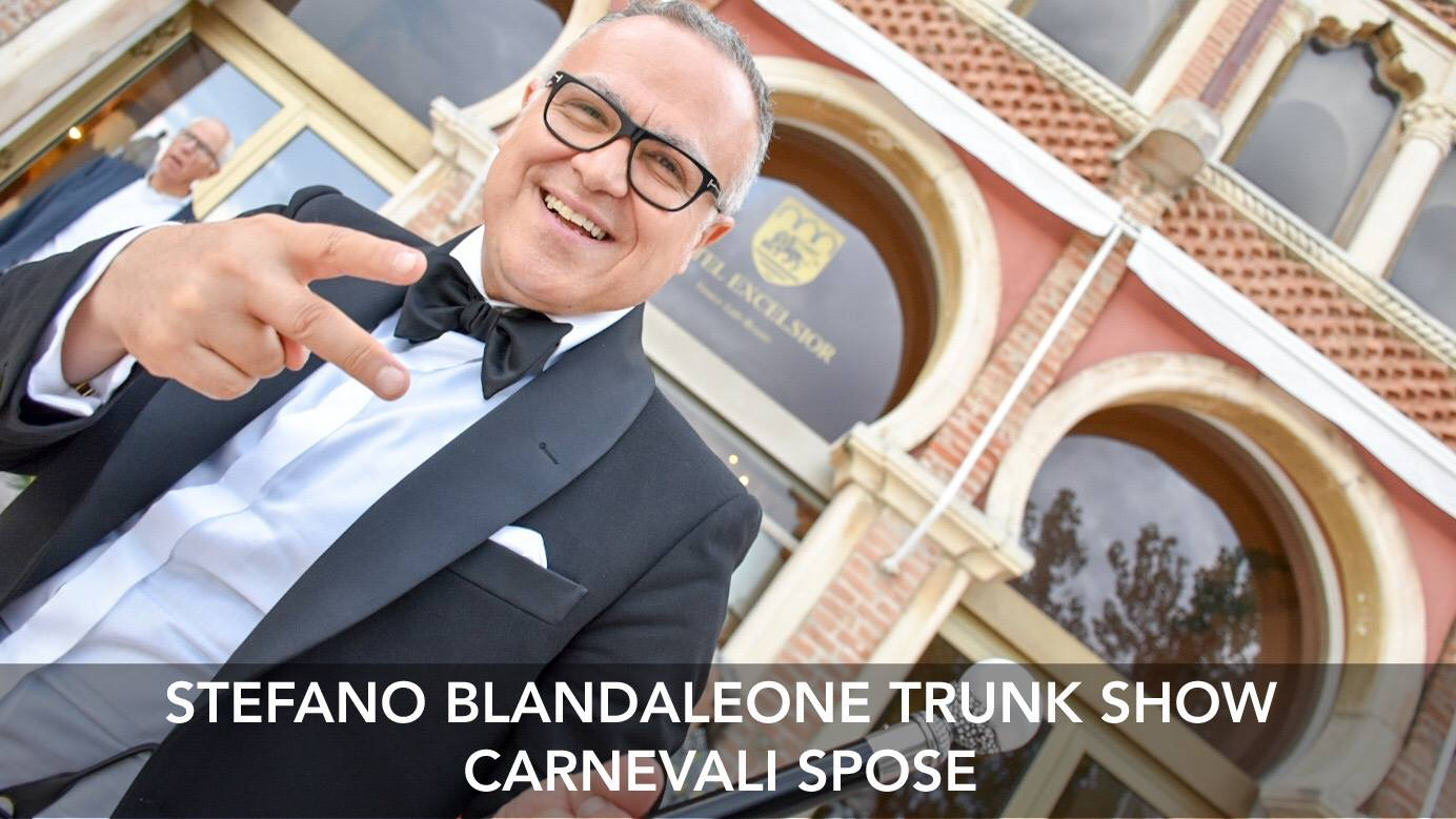 Stefano Blandaleone wedding dress rome